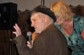 Lars Fohrman berättade inlevelsefullt om idén bakom boken.