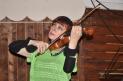 Svetlana Orlova på violin.